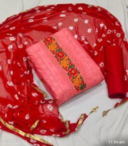Abhisarika Fabulous Semi-Stitched Suits