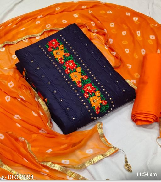 Jivika Superior Semi-Stitched Suits