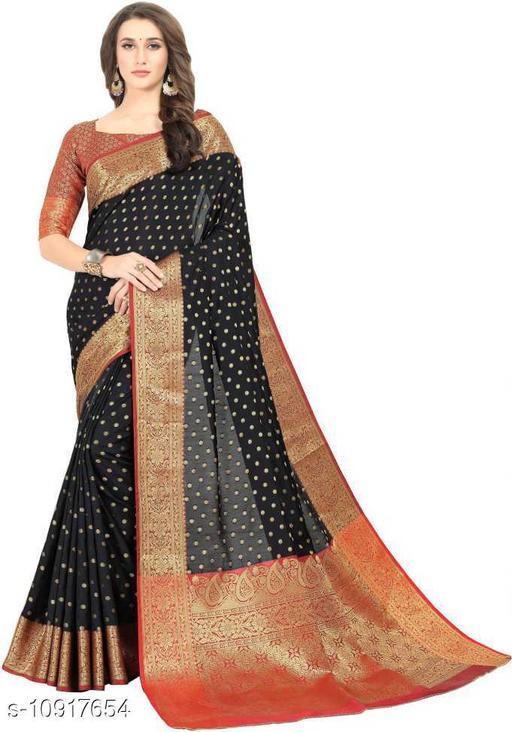 Sensational banarasi silk sarees