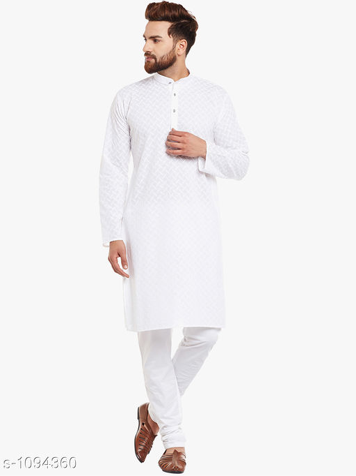 Ethnic Cotton Men's Kurta