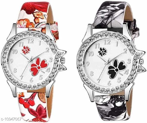 MMD New Stylish -G-605-Full Orange - For Girls &Women Watch - For Girls Analog Watch