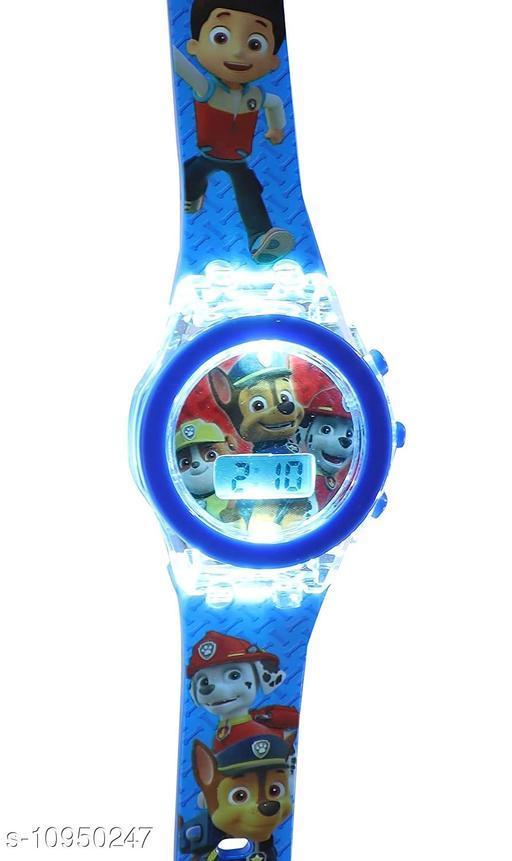 Kids Unisex Watch(Paw Patrol)