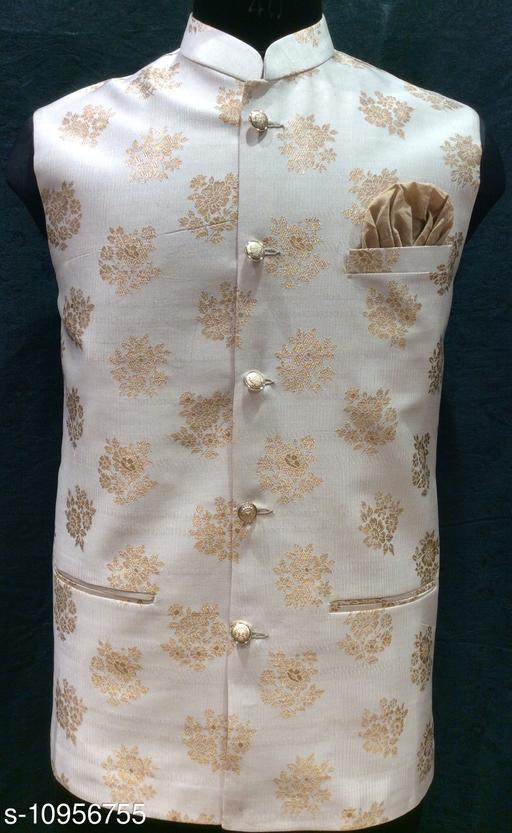 New Stylish Fancy DesignerEthnic Jackets For Mens