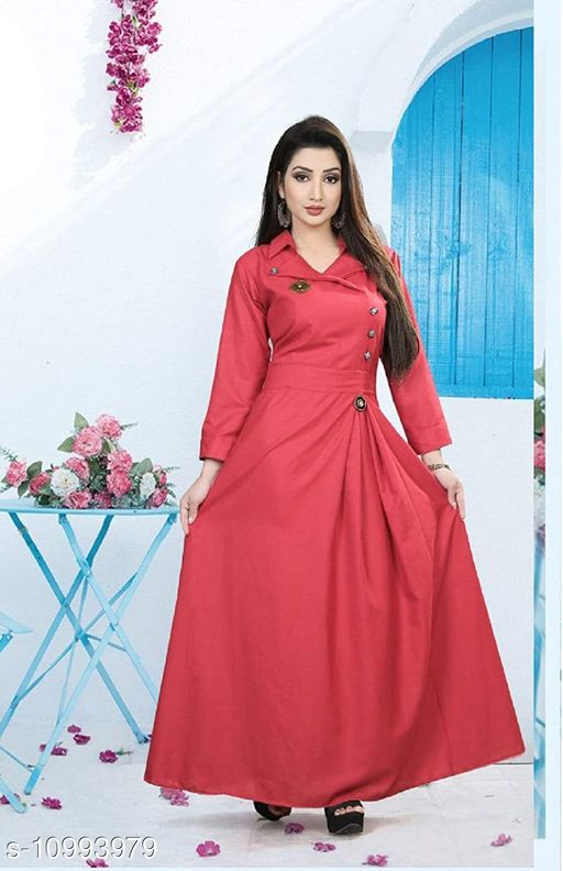Comfy Partywear Women Gowns