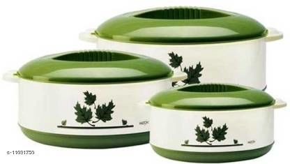 Others Wonderful Casseroles & Serveware  *Material* Plastic  *Pack* Multipack  *Country of Origin* India  *Sizes Available* Free Size *    Catalog Name: Essential Casseroles & Serveware CatalogID_2046973 C80-SC1256 Code: 808-11031750-