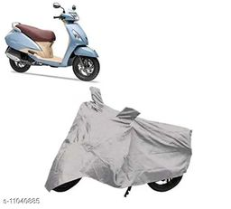 Unified S New Jupitor's Classic Style Body Cover in gray ( Pack of 1pc )