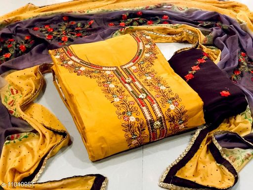 Attractive Suits And Dress Material