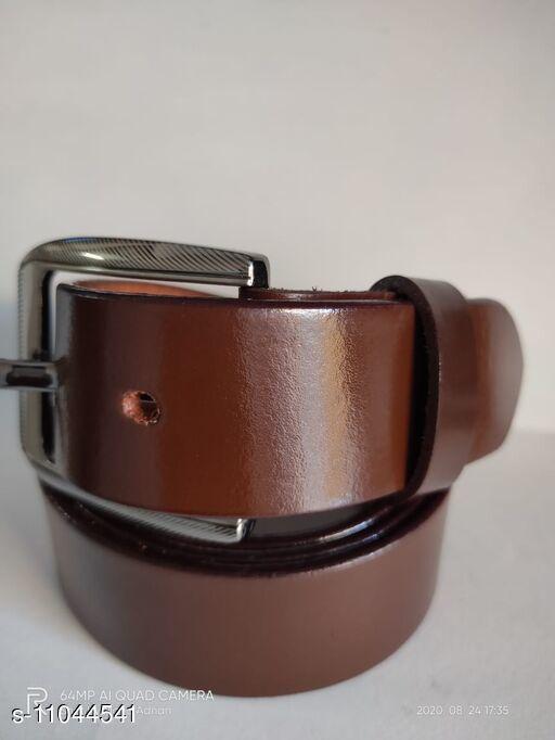 Mens Formal Belt - Leather