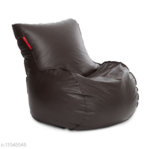Home Story Mambo Bean Bag XXL Sze Chocolate Brown Cover Only