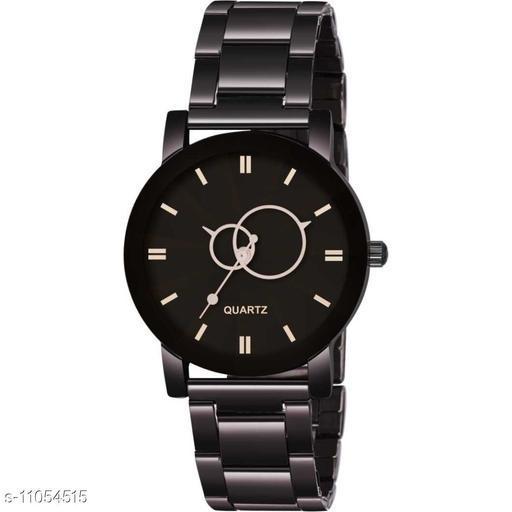 MMD Crystal-Baloon-BD-Chain-Women Premium Quality Designer Fashion Wrist Analog Watch