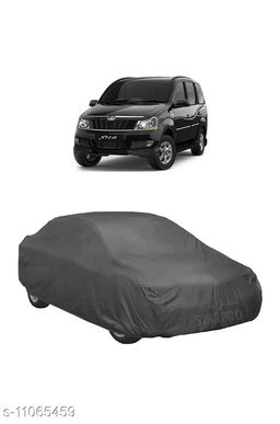 Car Body Cover For Mahindra XYLO Dust & Water Proof Colour Grey