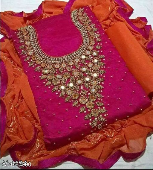 Angoor Design Women Dress Materials