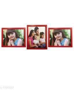 Stylish Italian Wood Photo Frame
