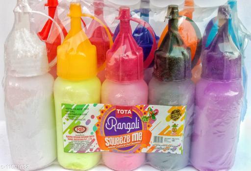 Tota Squeeze me rangoli bottle