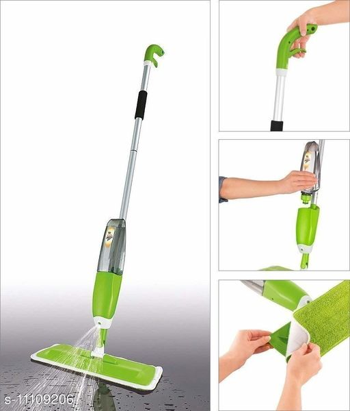 Cleaning Brushes SPRAY MOP  *Pack* Pack of 1  *Sizes Available* Free Size *    Catalog Name: Modern Floor Scrubbers CatalogID_2066188 C132-SC1592 Code: 038-11109206-