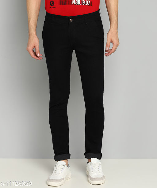 WHATON Slim and Skinny Jeans for men