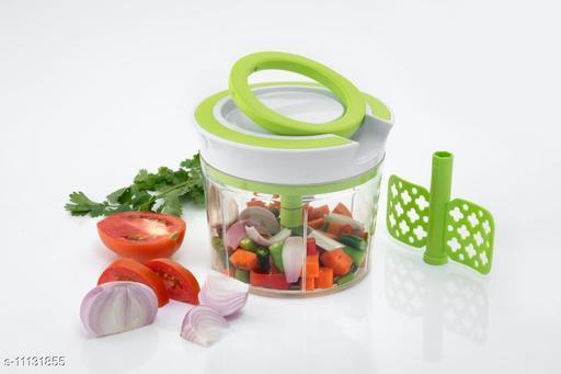 Vegetable chopper delux