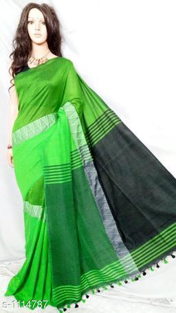 Ravishing Khadi Women's Saree