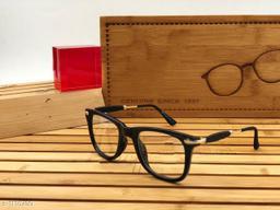 Stylish Men's Black Sunglasses
