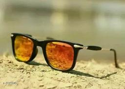 Stylish Men's Brown Sunglasses