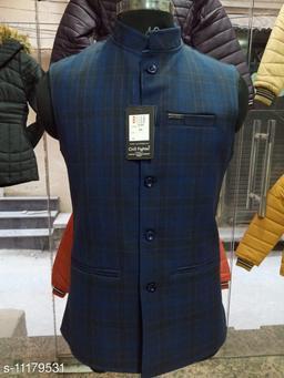 CHILL FIGHTER Men's Casual Nehru Jacket