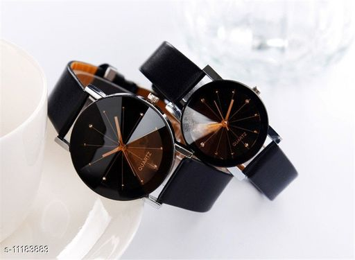 latest design couple watches for girls and boys