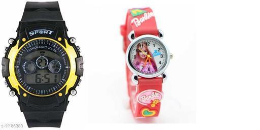Stylish Kids Unisex Watches
