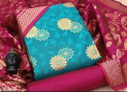 Trendy Banarasi Silk Suits