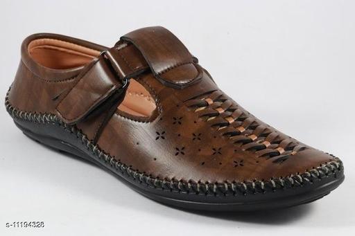 Mr Men Formal Sandals, Casual Sandals, Sandals For men, Men's Footwear, Party Wear Sandals, Brown Sandals, Brown Formal Sandals, Brown Casual Sandals, Brown Party Wear Sandals