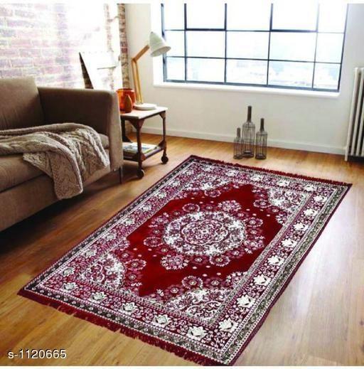 Premium Weaved Chennile  Living Room Carpet