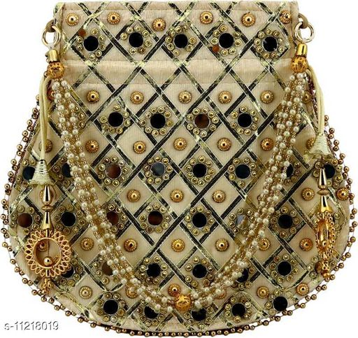 Graceful Fashionable Women Pouches & Potlis