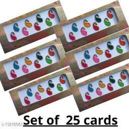 special designer bind 1 box of 25 cards multicolour