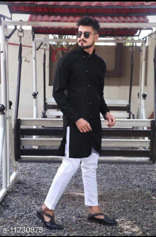 Fancy designer cross kurta payjama set