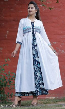 Women's Rayon Gown with Shrug