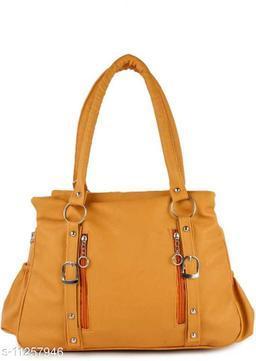 ELEGANT AND CLASSIC TAN COLOR WOMEN SHOULDER BAG