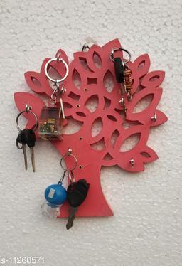 Wooden Key Holder