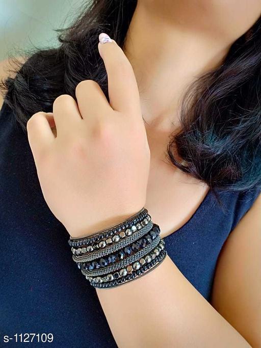 Stylish Charm Alloy Bracelet