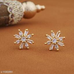 New Diamond Disegned Earring For New Trend