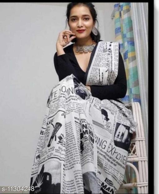 Pure Cotton Mulmul Saree