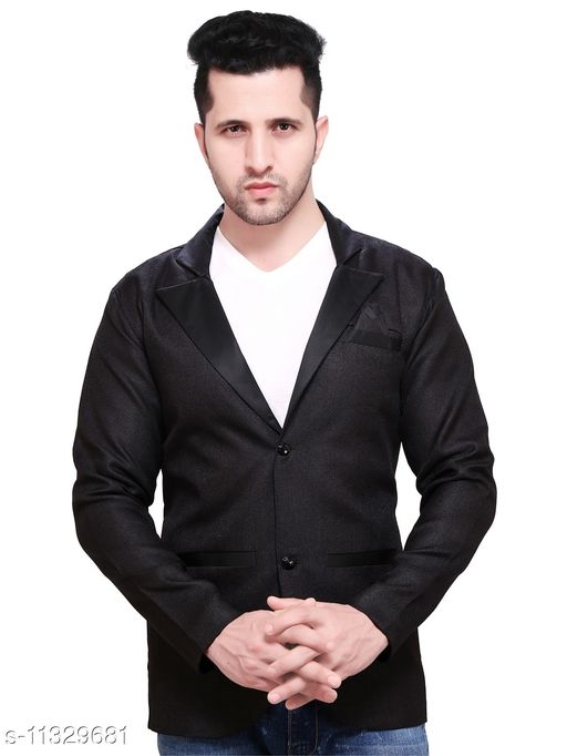 Abc Garments Jute Cotton Blazer