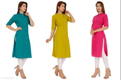 Women's  Cotton Kurti