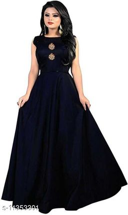 Trendy Gowns For Women