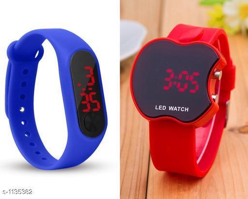 Stylish Kid's Digital Watch