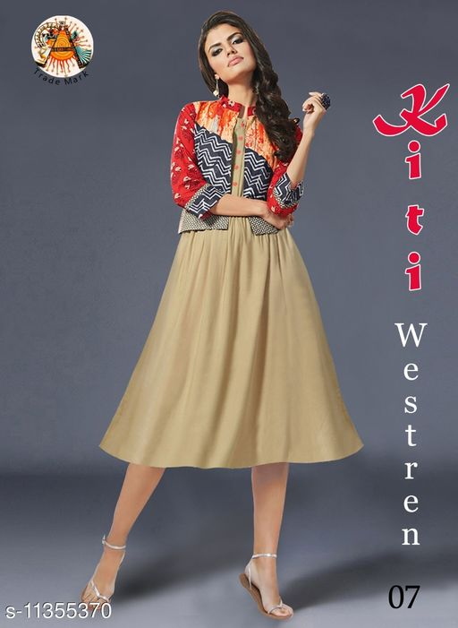 Urbane Retro Women Gowns