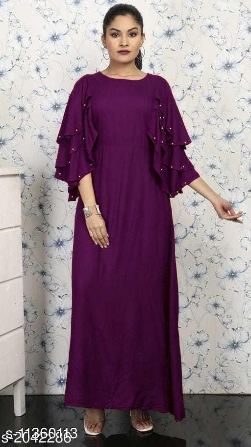 Jivika Stylish Women Gowns