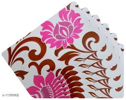 Pretty Table Placemats (Pack Of 6)