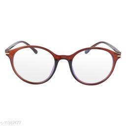 RN Black Cat-eye Shape Golden Temple Lock UV protected Computer Glasses Frame Sunglasses