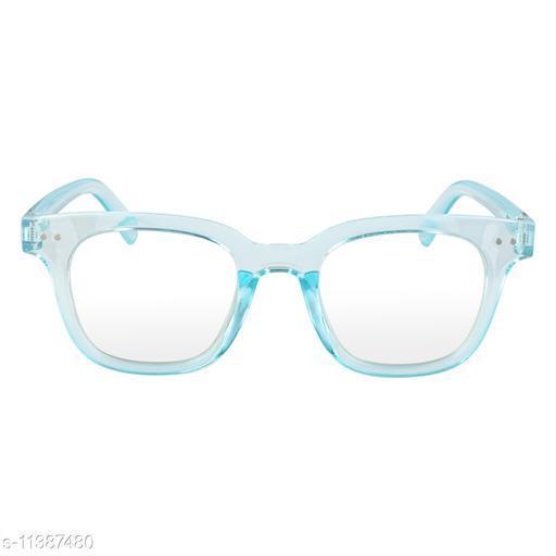 RN Sky Excellent Finish Wayfarer Shape UV protected Computer Glasses Frame Sunglasses