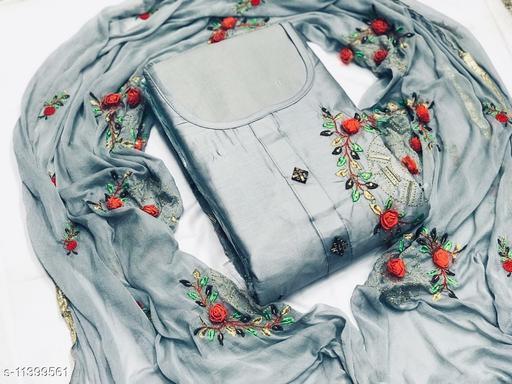 Charvi Fabulous Semi-Stitched Suits