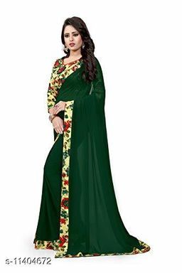 Trendy Alluring Sarees